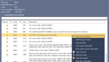 GEDCOM Validator 64-bit - X 64-bit Download