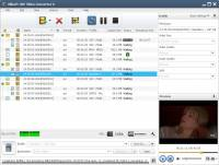 Xilisoft 3GP Video Converter screenshot