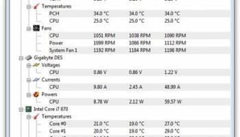 HWMonitor Pro (64-bit) - X 64-bit Download