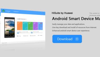HiSuite - X 64-bit Download