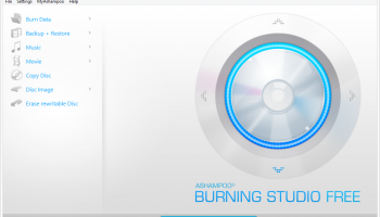 Ashampoo Burning Studio FREE screenshot