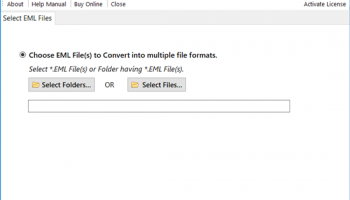 How to Merge PDF Files from EML screenshot