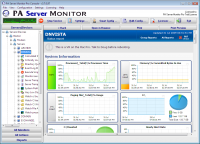 PA Server Monitor screenshot