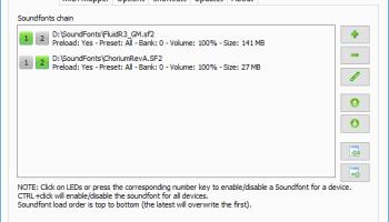 VirtualMIDISynth - X 64-bit Download