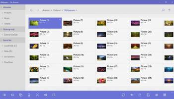 File Browser screenshot