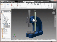SimLab Obj Exporter for Inventor x64 screenshot