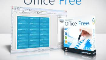 Ashampoo® Office Free screenshot