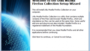 Utilu Mozilla Firefox Collection screenshot
