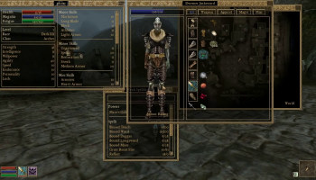 OpenMW x64 screenshot