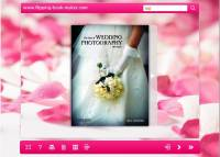 Pink Theme for Wise PDF to FlipBook screenshot