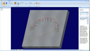 Techne CAD/CAM x64 screenshot