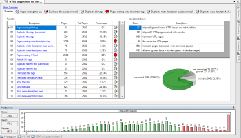 Visual SEO Studio screenshot