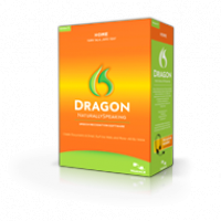 Dragon NaturallySpeaking Standard screenshot