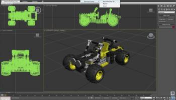 SimLab Sketchup Importer for 3DS Max x64 screenshot