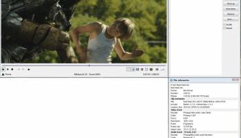 3nity Media Player Portable screenshot