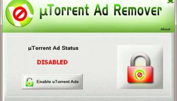 AD Remover for uTorrent screenshot
