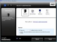 WD Anywhere Backup 64bit screenshot