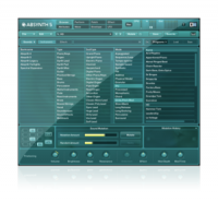 ABSYNTH 5 screenshot