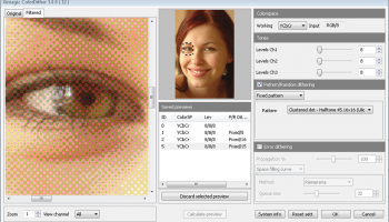 Ximagic ColorDither for Windows (x64 bit) screenshot
