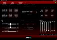 AMD Overdrive screenshot
