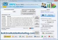 Blackberry Bulk SMS Marketing Software screenshot