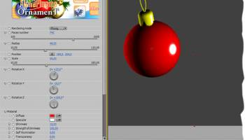 Ornament for AfterEffects Window screenshot