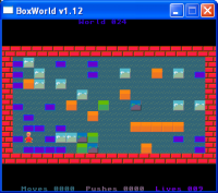 BoxWorld screenshot
