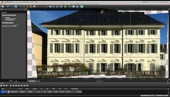 Autopano Video x64 screenshot