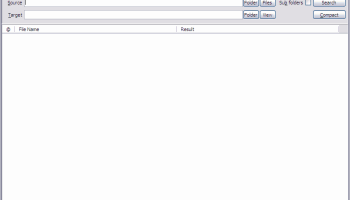 Batch Access Database Compactor screenshot