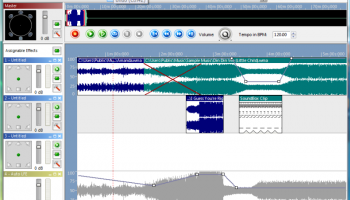Nero SoundTrax screenshot