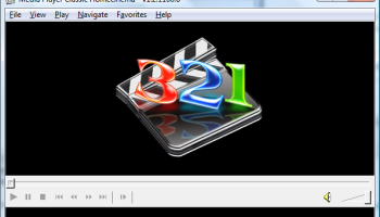 Media Player Classic - HomeCinema - 64 bit screenshot