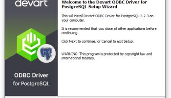 postgresql odbc driver windows 7 32 bit download
