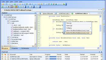 Spices.Net Decompiler screenshot