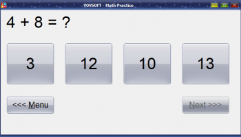 Math Practice screenshot