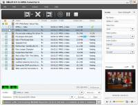 Xilisoft FLV to MPEG Converter screenshot