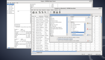 PSPP x64 screenshot