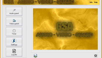 GSA AV Guard screenshot