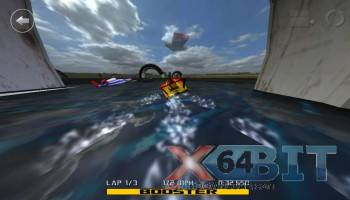 3D Boat Race for Windows UWP screenshot