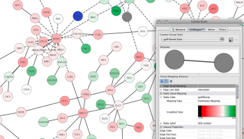 Cytoscape x64 screenshot