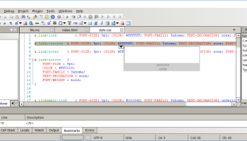 CodeLobster IDE for Mac OS screenshot