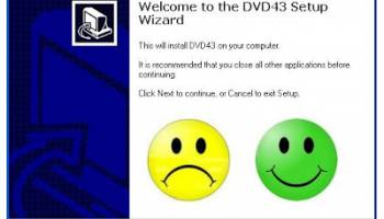 DVD43 screenshot
