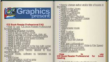 ICE Book Reader Professional screenshot
