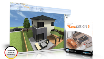 Ashampoo Home Design 5 screenshot