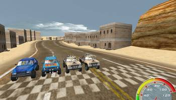 Pickup Racing Madness screenshot