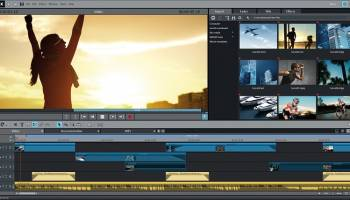 MAGIX Movie Edit Pro Premium screenshot