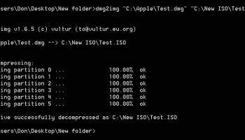 DMG2IMG - X 64-bit Download