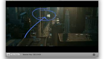 cineSync screenshot
