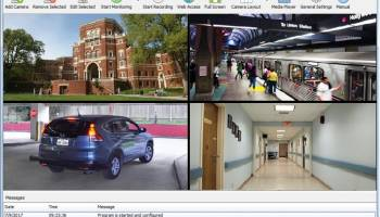 Perfect IP Camera Viewer screenshot