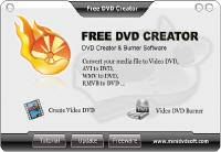 Free DVD Creator screenshot