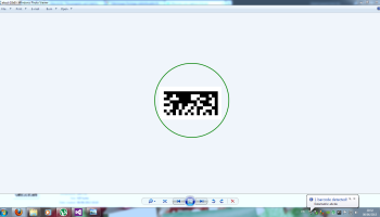 ORPALIS Virtual Barcode Reader screenshot